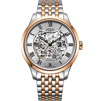 Mens Watch Rotary GB02944/06, Automatic, 42mm, 5ATM