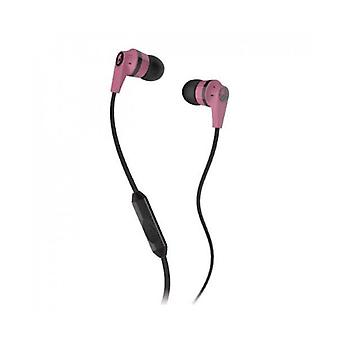 Skullcandy Ink'd 2.0 - In-Ear Earbuds with Microphone - Pink