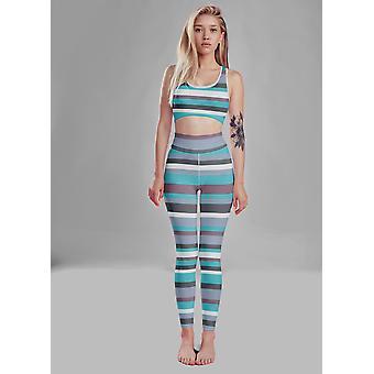 Striped Fitness Set