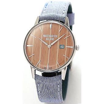 Watchmaker milano watch ambrogio wmawe02