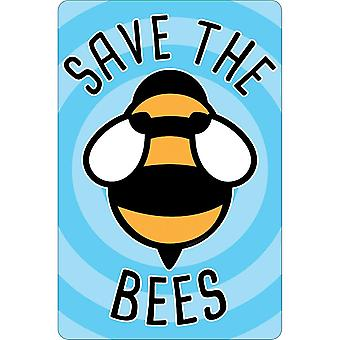 Grindstore Save The Bees Plaque
