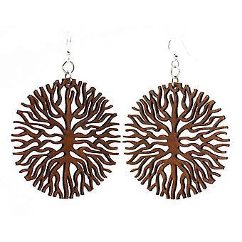 Below The Root Earrings #1599
