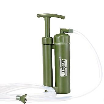 IPRee Outdoor Tactical Water Filter Ceramic Membrane Sterilization Water Purifier Cleaner Hydration