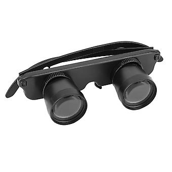IPRee 3X28mm HD Head-Mounted Binocular Telescope Optic Glasses Goggles Magnifier