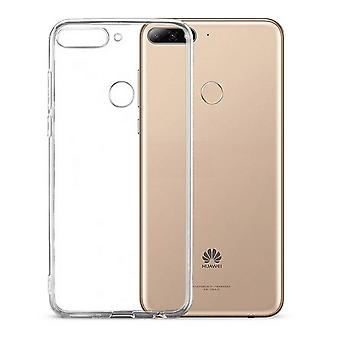 Colorfone Huawei Y7 2018 Shell (Transparent)