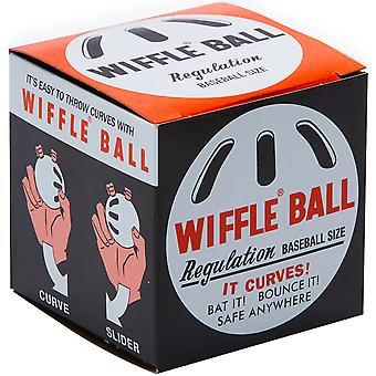 """الكرة Wiffle 9 """"الأصلي التنظيم البيسبول حجم منحنى التدريب الكرة البلاستيكية"""