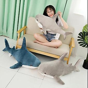 Shark Plush Birthday Pillow