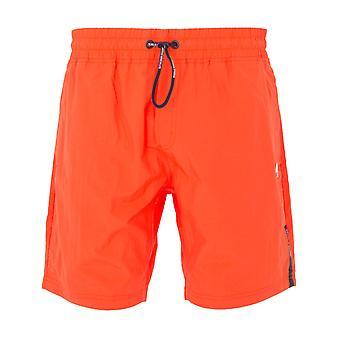 Moose Knuckles Supergrass Sustainable Shorts - Safety Orange