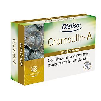 Dietisa Cromsulin-A (Taurine)