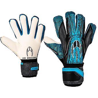 HO Clone Phenomenon Negative ROCKET BLUE Goalkeeper Gloves Size