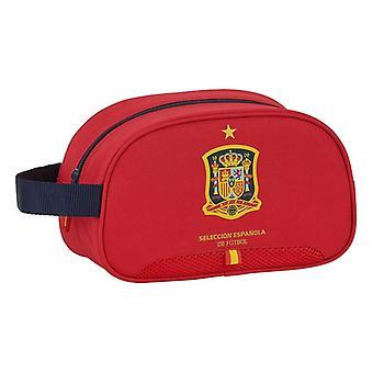 مدرسة مرحاض حقيبة RFEF الأحمر