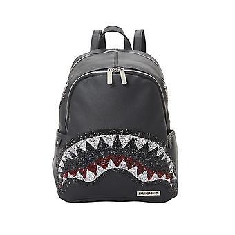 Sprayground Trinity Crystal Savage Backpack Black