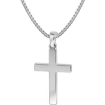 Herren-Halskette mit Kreuz-Anhnger Silber 925 Kreuz Kette Herren, Kreuz Anhnger Silber 925, modische