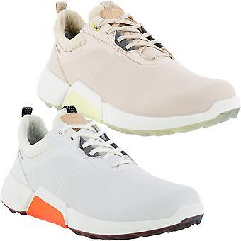 ECCO Womens BIOM H4 GORE-TEX Waterproof Hybrid Golf Shoes