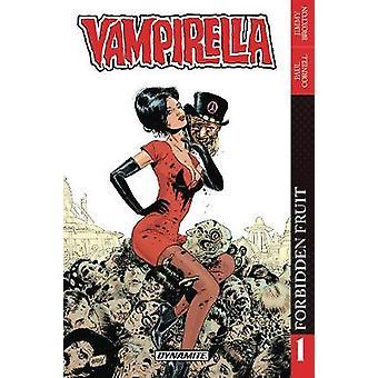 Vampirella Vol. 1: Forbidden Fruit