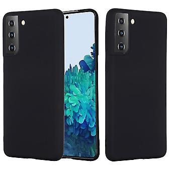 Mobilskal i silikon- Samsung Galaxy S21