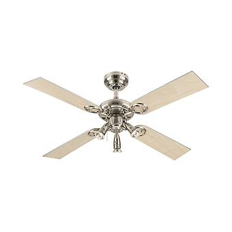 """Westinghouse ceiling fan Pearl 105cm / 42"""" with lights"""