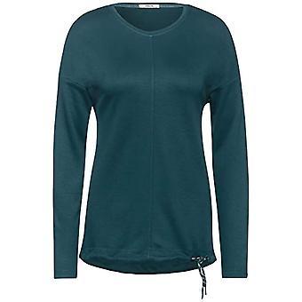 Cecil 315453 T-Shirt, Atlantic Green, L Donna