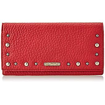 Women's Wallet - Model Caity Raspberry Color
