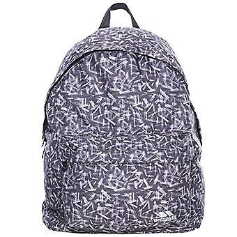 Trespass Britt - Children's Travel Backpack, Unisex - Kids, Backpack, UCACBAD10001_PTNEACH, Platinum Pattern., 16 L