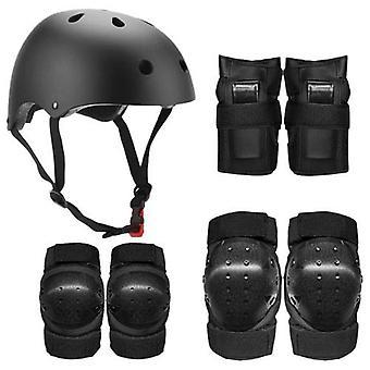 子供のための保護具セットティーンエイジャースクータースケートサイクリング