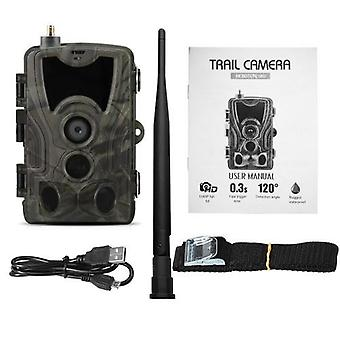 HC-801LTE 16MP 1080P 4G MMS SMS تريل كاميرا الصيد كاميرا لعبة