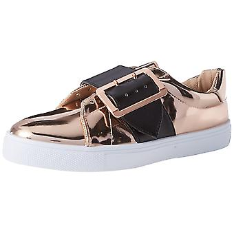 Qupid Womens reba Low Top Lace Up Fashion Sneakers