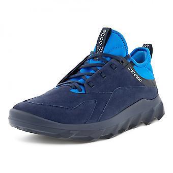 ECCO Ecco 820184 Mix Men's Sporty Sneakers In Night Sky