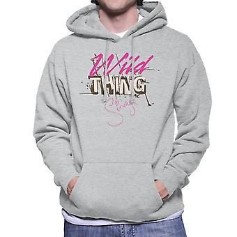Sindy Wild Thing Men's Hooded Sweatshirt