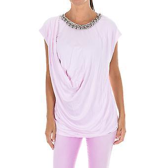MET camiseta de mujer Ailtop rosa