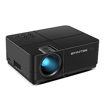 BYINTEK SKY K7 Aktualizacja Wersja Projektor 200 ANSI Lumens 1280x720P Rozdzielczość Wsparcie 1080P 3000:1 C