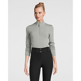 PS of Sweden Ps Of Sweden Alessandra Womens Sweater - Thyme
