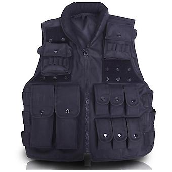 Outdoor Equipment Tactical Vest Military Molle Vest Hunting Armor Vest Airsoft Gear Paintball Combat Protective Vest