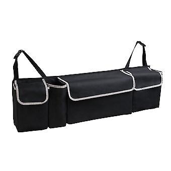 Car storage bag organizer trunk back seat organizer