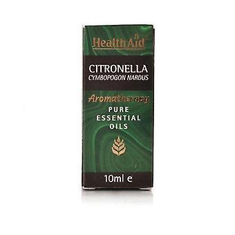 HealthAid Citronella Öl 10ml (805075)