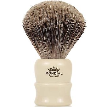 Mondial 1908 Chubby Best Badger Shave Brush 26mm