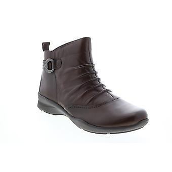 Tierra Adulto Mujer Alta Lado Zip Boot Tobillo &Botines Botas