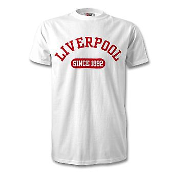 Liverpool Football 1892 créé Kids T-Shirt