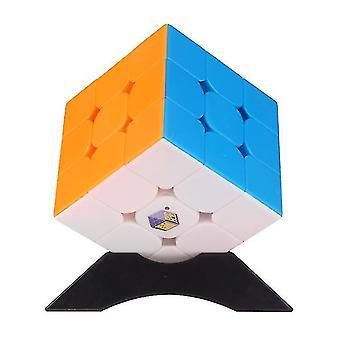 3x3x3 Cube, Stickerless Professional Puzzles