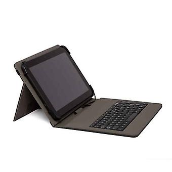 Tablett- och tangentbordsfall Nilox 10,5 tum