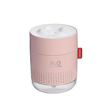 Humidifiers aroma diffuser essential humidifier air ultrasonic aromatherapy humidifiers pink