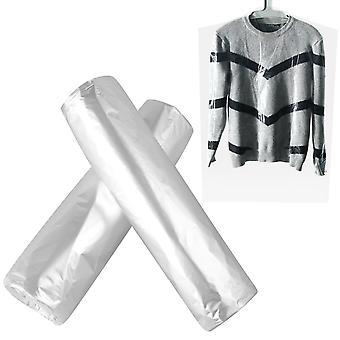 50pcs 60x100cm klær støvdeksel engangs plagg dust shield plagg dress bag
