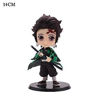 Demon Killer Cartoon Character Q Version Male Cute Doll Birthday Gift