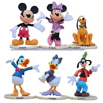Schattige Mickey Mouse Huis decoratie pop