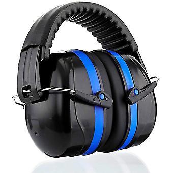 Professional Shooting Earmuffs E Noise Canceling Safety Earmuffs Adjustable