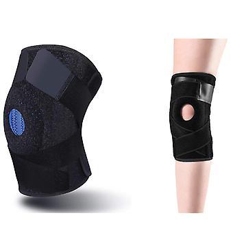 منصات الركبة الساق قابل للتعديل مع مثبتات الجانب ومنصات هلام الرضفة