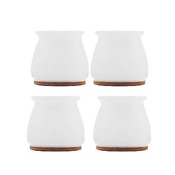 4pcs Silicone Furniture Leg Protector, Table Leg Protector, Chair Leg, Non-slip Table Leg