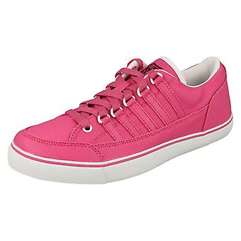 Ladies K Swiss Fashion Trainers Surf & Sand