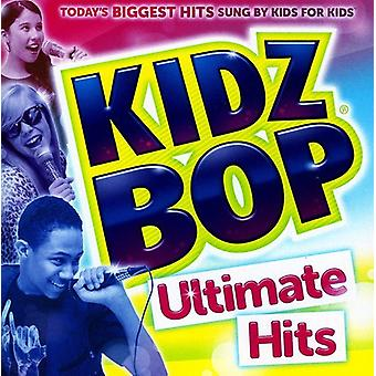 Kidz Bop Kids - Kidz Bop Ultimate Hits [CD] USA import