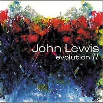 John Lewis - Evolution II [CD] USA import